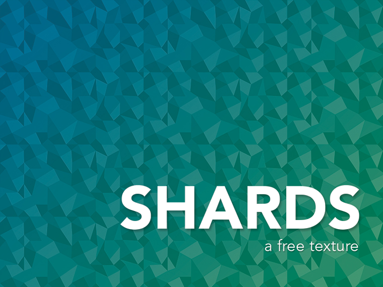 SHARDS GEOMETRIC PATTERN