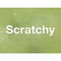 SCRATCHY GRUNGE BRUSHES