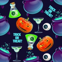HALLOWEEN SEAMLESS PATTERNS FREEBIE