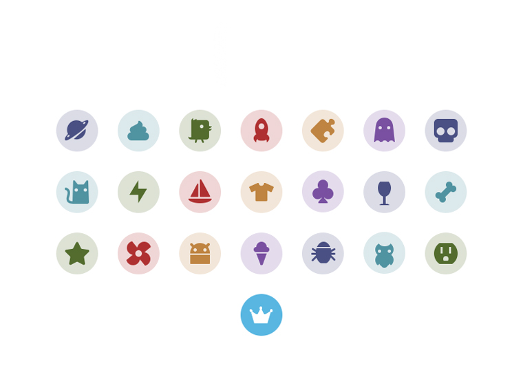 APP VECTOR ICONS