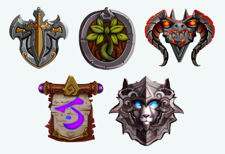 GAME RESOURCE EMBLEM ICONS