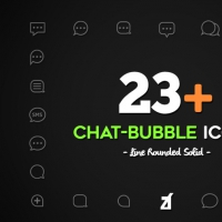 FREE CHAT ICONS SET