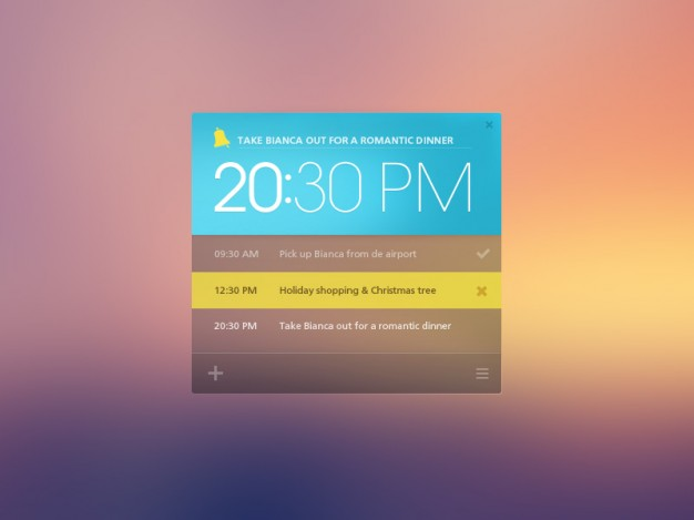 Add Content With Time Notepad