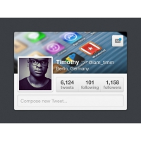 Social Networking Personal Information PSD