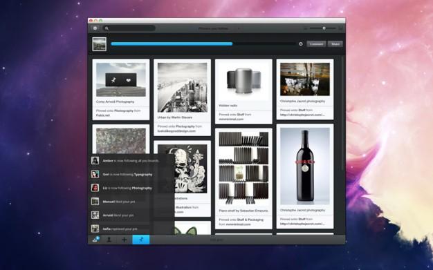 Elegant User InterfaceWith Progress Bar