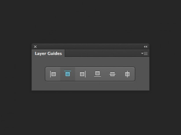 Guides Dark Theme