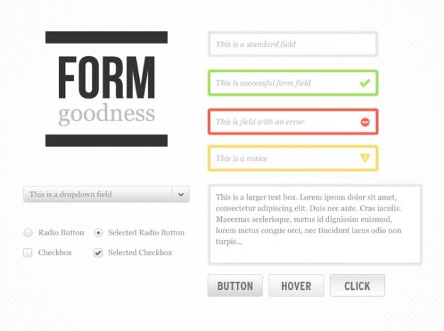 Form Goodness Kit