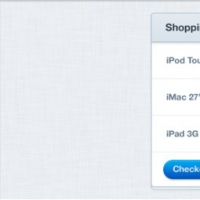 Shopping Cart PSD