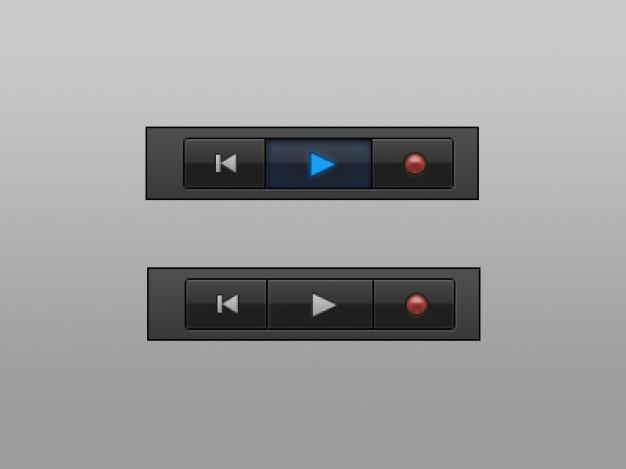 Editable UI Wlements PSD Material