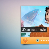Media Player Interface PSD Material