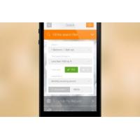 Iphone Filter Screen PSD