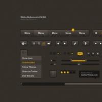 Sticky UI Kit