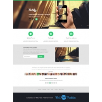 Notify PSD Theme