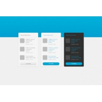 Flat Box With Blog Post