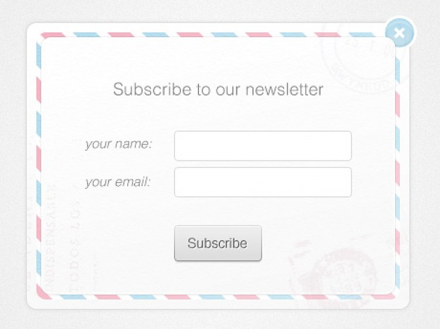 Newsletter Norm