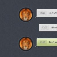 Chat Bubble Graphics