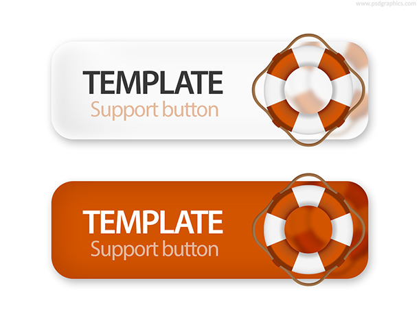 Support Button (PSD)