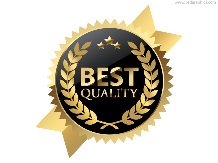 Best Quality Seal PSD