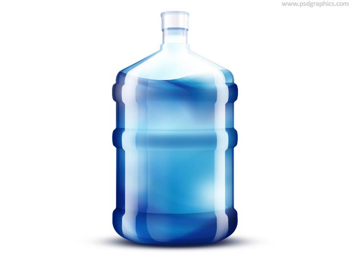 Fresh Water Gallon Icon