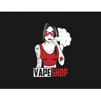 VAPE SHOP ILLUSTRATIONS FREEBIE