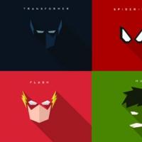 FREE SUPERHEROES MASK PACK