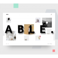ABLE WEBSITE TEMPLATE