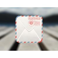 Envelope Icon Free PSD
