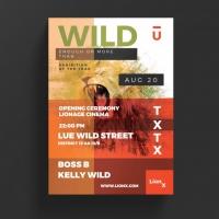 Wild Life Flyer