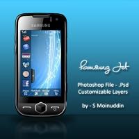 Samsung Jet Free PSD