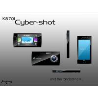 Sony Ericsson K870i Templates PSD