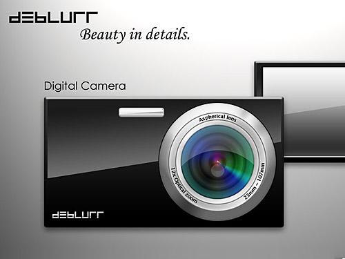 debLURR Digital Camera