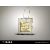 Simple Free PSD Bag