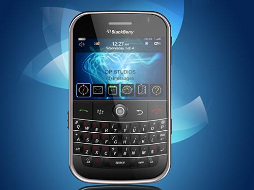 RIM Blackberry PSD Source