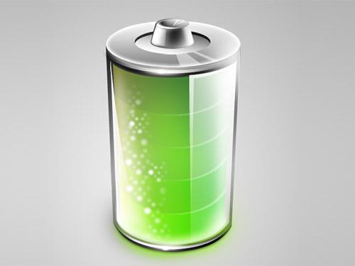 Battery PSD File