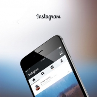 Instagram Application UI Revamp Concept Free