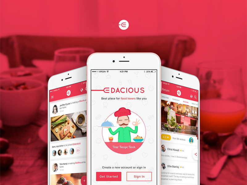 Restaurant Search App Free