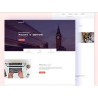 Multipurpose Corporate Website Template