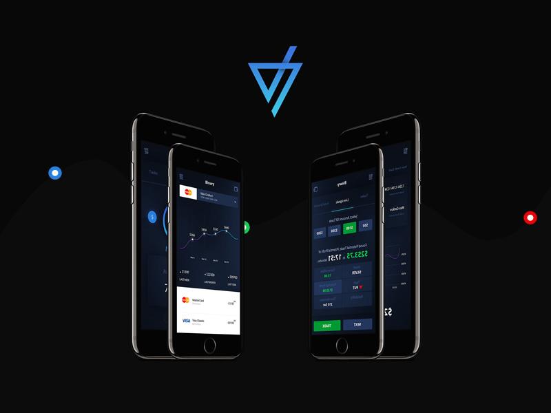 Finance Mobile App UI Free PSD Free