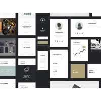 Web UI Elements for Websites Free