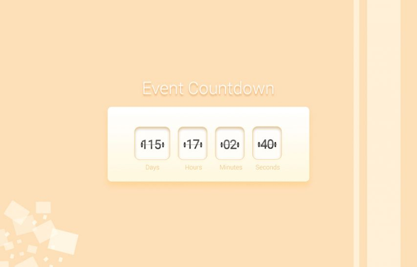 Event Countdown Widget Free
