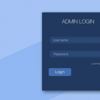 Simple Login Form UI Free