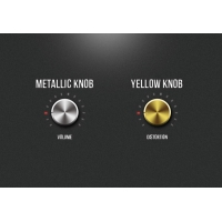 Metallic Knob u