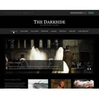 The Darkside Free PSD Website Template