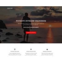 Hoppler Free Website Template