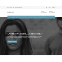Dodmond Free Website Template