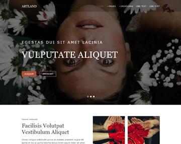Artland Free Website