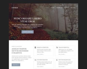 Cooban Free Website