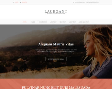 Lacegant Free Website