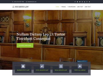 Escarine-Law Free Website