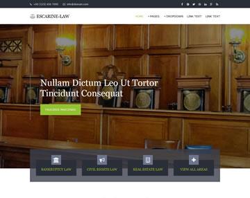 Escarine-Law Free Website